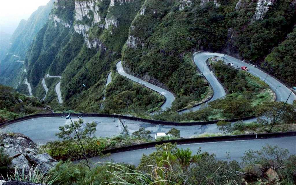 Serra do Rio do Rastro está liberada para turistas até quarta-feira